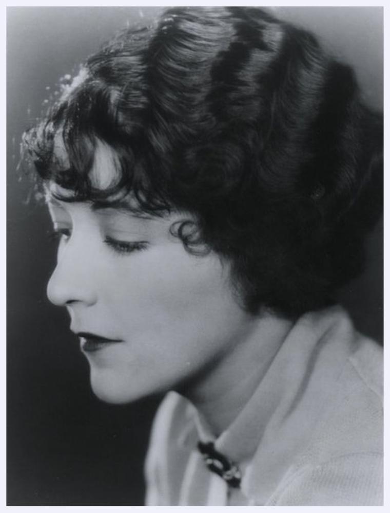 Aileen PRINGLE '20-30 (23 Juillet 1895 - 16 Décembre 1989)