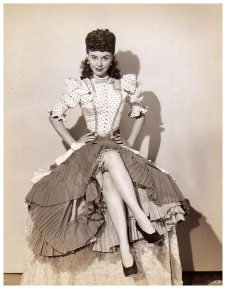 Paula DREW '40-50 (1er Juin 1926)