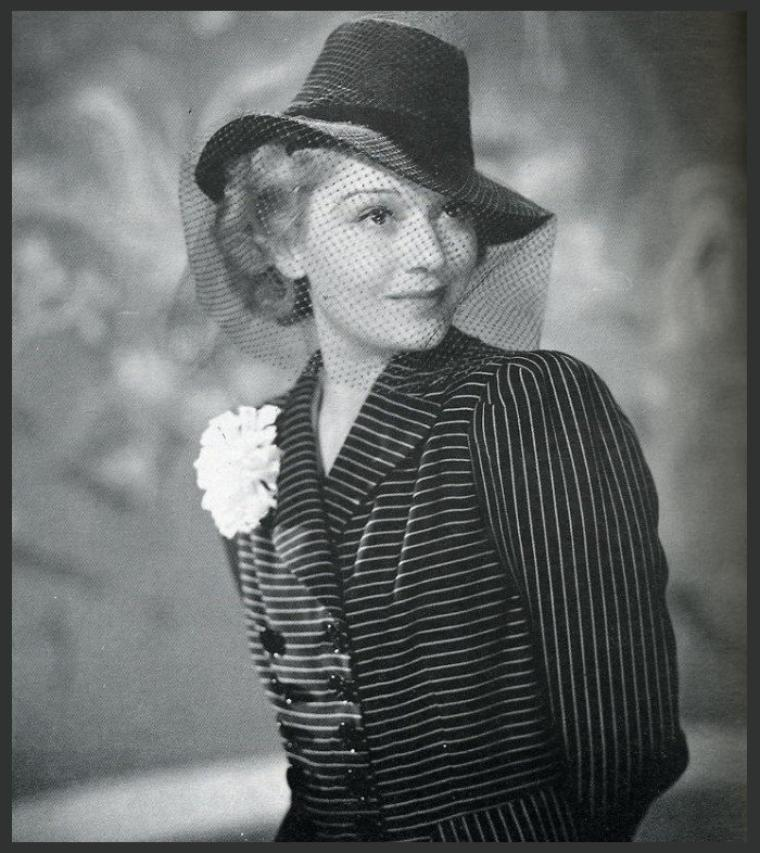 Edwige FEUILLERE '30-40-50 (29 Octobre 1907 - 13 Novembre 1998)