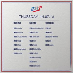 Martin Garrix est le génie des platines à l'Electrobeach Music Festival