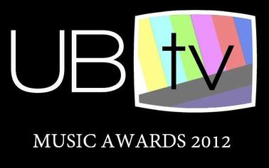 UBtv Music Awards 2012 : Nominations