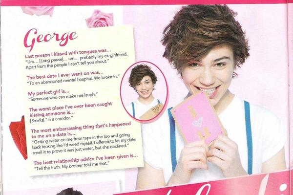 ♥ Valentine's day ♥ BLISS magazine : photoshoot, interviews...