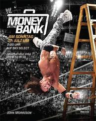 Money in the Bank 2011 : promo