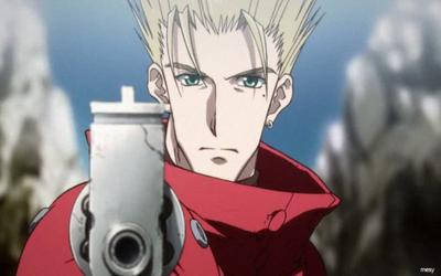 The Eyes Of Vash The Stampede !