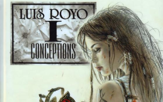 Luis Royo ....