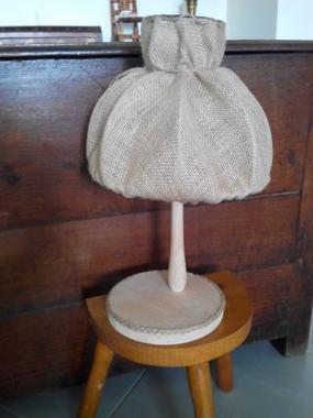 Lampe de chevet (pour un éclairage tamisé)