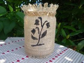 Petit vase, pot à crayons ou bougeoir