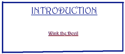 Introduction- Wink-the-Devil