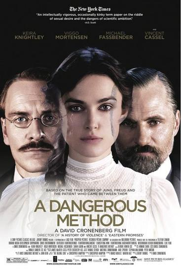 A Dangerous Method (David Cronenberg, 2011)