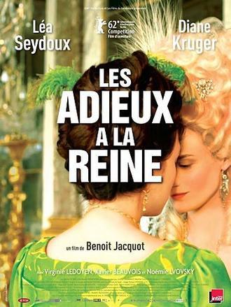 Les Adieux à la reine (Benoît Jacquot, 2012)