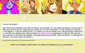 LE MEILLEUR DE SKYROCK - DIGI'ART