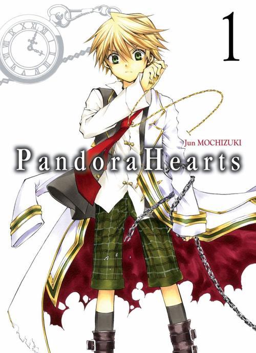 [MANGA/ANIME] Pandora Hearts