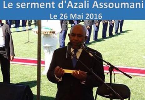 Azali Assoumani, 10 ans après