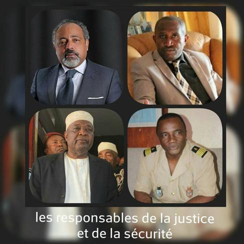 Lettre ouverte aux responsables de la justice et de la sécurité en Union des Comores