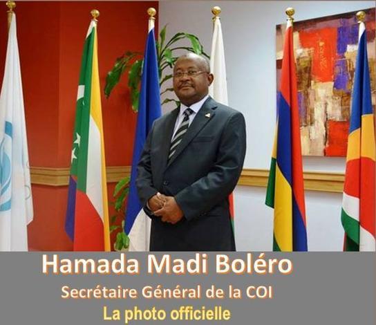 """Lutte contre les inégalités dans la région """"Indianocéanie"""" : Discours de Hamada Madi Boléro, Secrétaire général de la COI"""