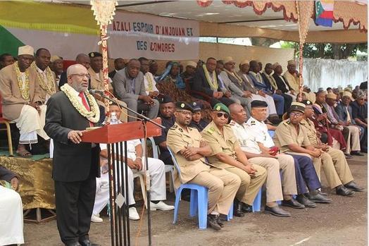 Le président de la République à Anjouan: En finir avec la culture de l'impunité