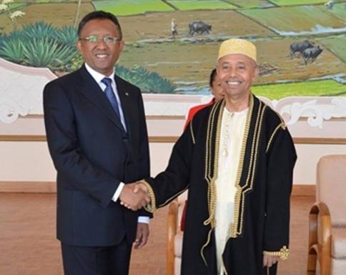 Visa d'entrer des Comoriens à Madagascar : un accord provisoire est trouvé