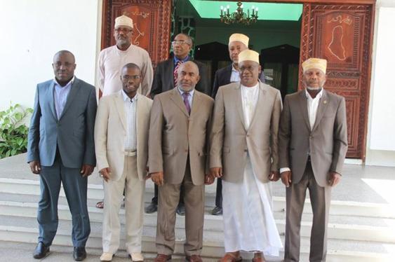 Les gouverneurs à Beit salam