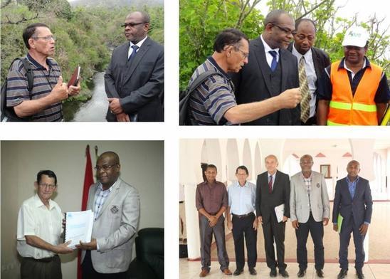 Pourquoi le projet d'hydro-électricité à Anjouan est-il boycotté ?
