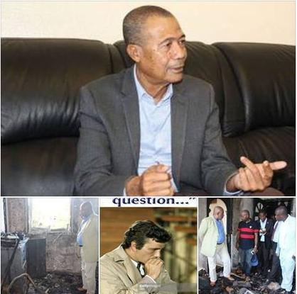 La comptabilité de l'État détruite par un incendie accidentel ou criminel : méchant incendie a ravagé les bureaux du TPG et de son Adjoint