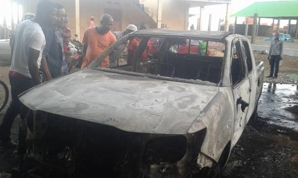 Incendies des voitures de l'exécutif d'Anjouan, un complot contre les opposants au régime de SALAMI