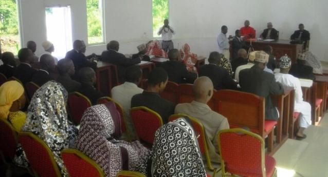 Conseil de l'île de Ndzuani : Deux séances plénières pour designer deux listes différentes de représentants à Hamramba