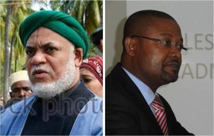 Décision de Sambi/Décision du parti Juwa : Sounhadji s'y oppose