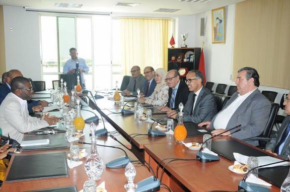 Coopération décentralisée: Le gouverneur Abdou Salami au Maroc