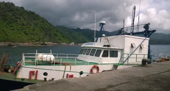 Port de Mutsamudu : 700 cartons de vin saisis dans le navire ZAOUROIKOU I en provenance de Majunga