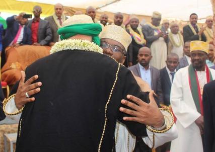 Sambi a boycotté l'inauguration de Bambo Mtsanga!