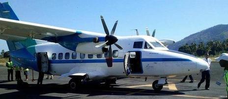 Transports aériens : Un vol de Blue Sky évite de justesse un crash à Hahaya