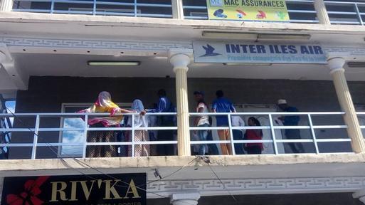 Cessation des activités d'Inter Iles Air / Les premières réactions…