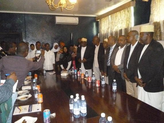 Assises nationales, vers l'élaboration d'un document représentatif des propositions des Wangazidja