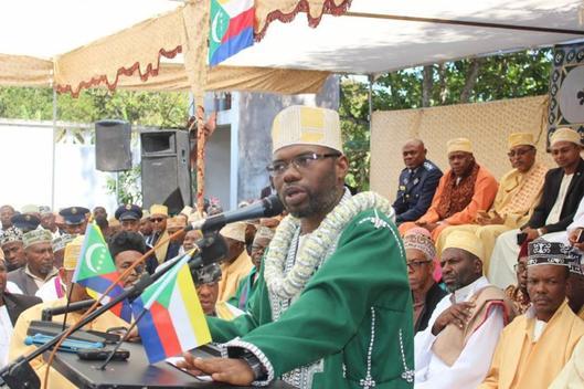 Gouvernorat de Ndzuwani : Présentation des v½ux de l'Aïd El Kabir