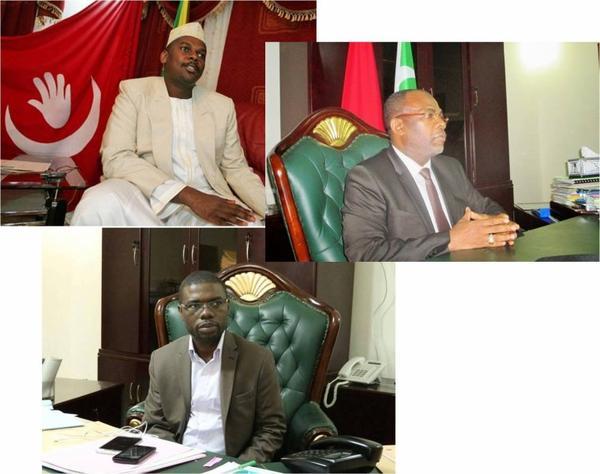 Sans rédemption, Juwa tente de négocier avec l'ancien président Mohamed Bacar