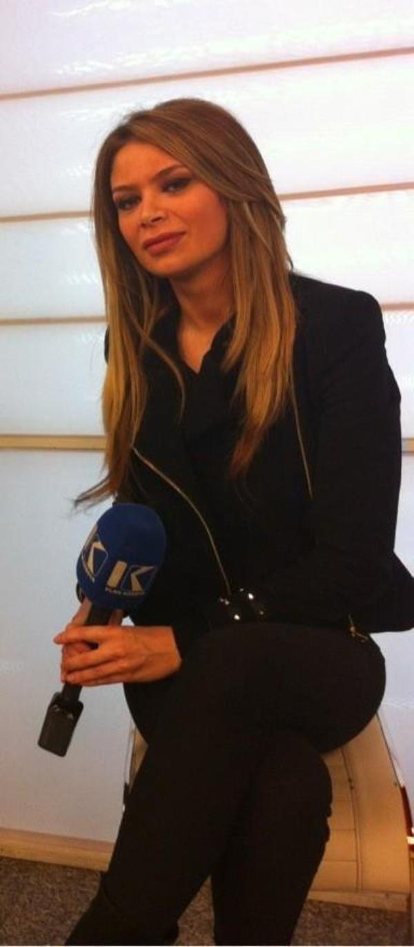 Zanfina Ismaili - 2012