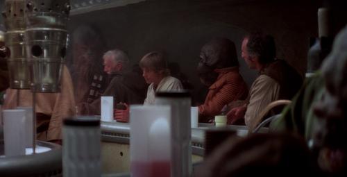 Rencontre avec un Wookie