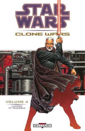 Revue de comics : Clone Wars Vol.4 - Lumière et Ténèbres