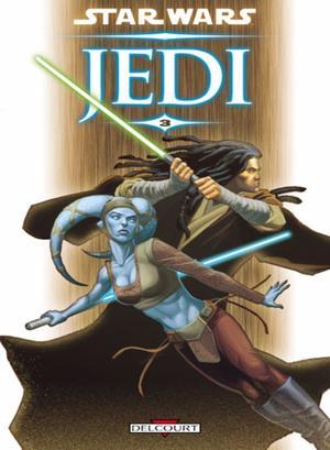 Revue de comics : Jedi T.3 - Rite de passage