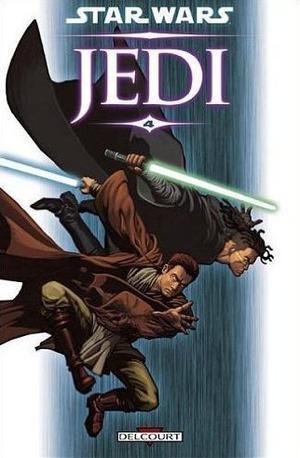 Revue de comics : Jedi T.4 - La guerre de Stark