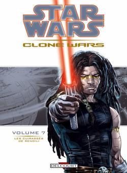 Revue de comics : Clone Wars Vol.7 - Les cuirassés de Rendili
