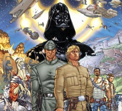 Revue de comics : Rébellion T.1 à 6