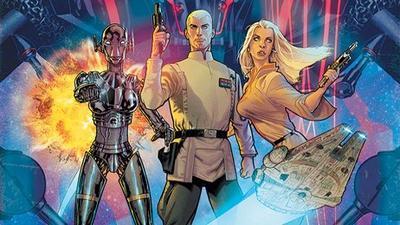 Revue de comics : Agent de l'Empire T.1 & 2