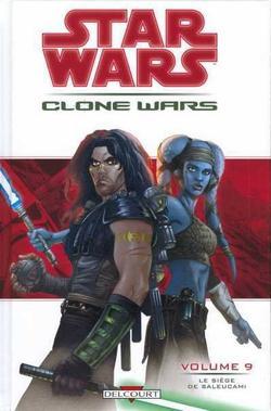 Revue de comics : Clone Wars Vol.9 - Le siège de Saleucami