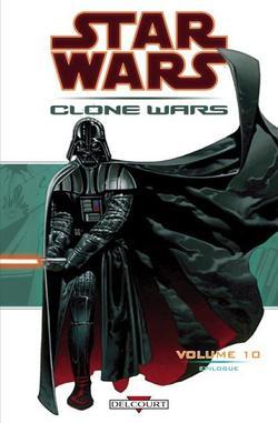 Revue de comics : Clone Wars Vol.10 - Epilogue