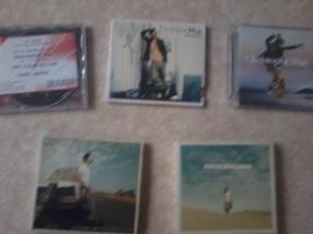 Mes objets de Chris =)