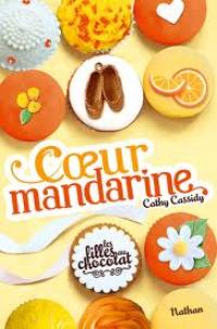 Coeur mandarine - Cathy Cassidy