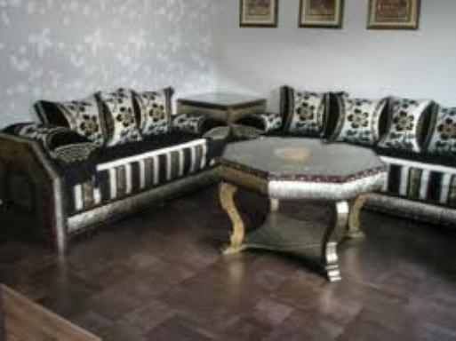 Salon oriental marocain moderne 8