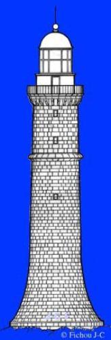 Histoire du phare du plateau du Four