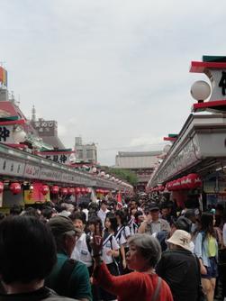 28 Mai : Asakusa, Parc d'Ueno et visite d'un petit musée !